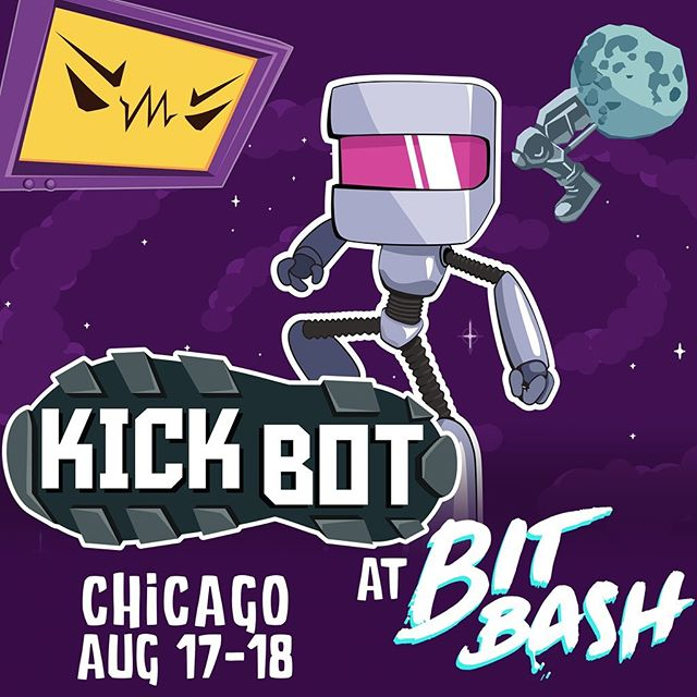 Kick Bot at Bit BashChicago